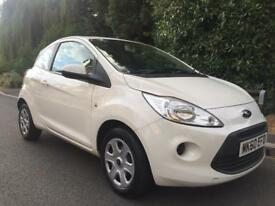 FORD KA EDGE LOW MILEAGE LOW TAX FULL MOT IMMACULATE FIRST TO SEE WILL BUY