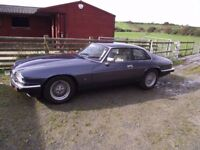 Incredible 1993 Jaguar XJS Sports Facelift. JAGUAR SPECIALIST MAINTAINED FROM NEW.