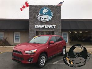 2015 Mitsubishi RVR LOOK SE! FINANCING AVAILABLE!