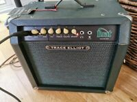 Trace Elliot Brat 15w Guitar Amp - Made in UK - Great condition - including power lead