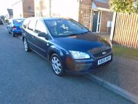 FORD FOCUS 1.6 estate, 2005, full service history £490..