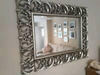 Gold Dunelm Mirror