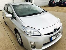 TOYOTA PRIUS HYBRID,2010,F.Serv.History, AUTO,LONG PCO Uber Ready Excellent Runner!