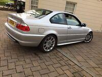 ***2004 BMW 330 CD M SPORT COUPE AUTO 204 BHP * **