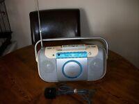 Sony Radio/Cassette/CD Player