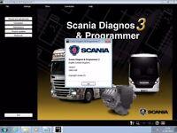 Scania SDP3 VCI DIAGNOSTIC INTERFACE
