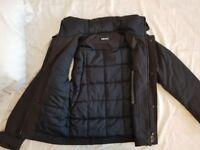 DKNY Funnel Neck Jacket Brand New RRP £465 XS