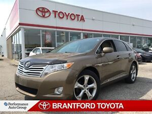2010 Toyota Venza V6, AWD, Leather, Sunroof, Carproof Clean,