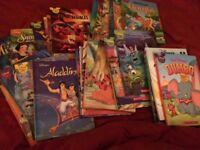 Disney wonderful world I'd reading books for sale