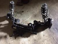 2015 Ford Fiesta front axel