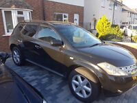NISSAN MURANO SUV For Sale