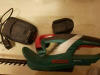 Bosch Power 4 all cordless hedge trimmer