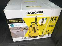 BRAND NEW Karcher Full Control Pressure Washer - 1800w - 130 BAR INCLUDES HOME KIT AND CAR KIT