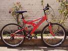 Trax tfs1 15 speed bike