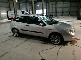 Ford Focus Zetec with 10 months M.O.T