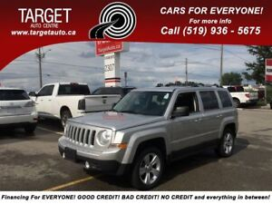 2011 Jeep Patriot Limited Leather Roof Navi