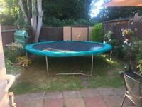 13ft Plum Trampoline for sale