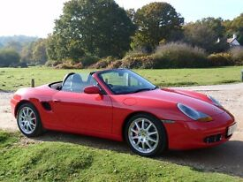 Porsche Boxster 3.2S Immaculate example of this fantastic sports car