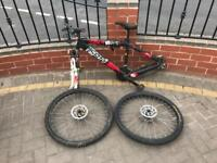 Scott mountain bike for spares or repairs
