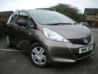 * 2012 HONDA JAZZ 1.2L i-VTCE S 5DR * 3 MONTHS WARRANTY*12 MONTHS MOT* L@@KS AND DRIVE LIKE NEW***
