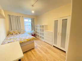 SPACIOUE DOUBLE ROOM AVILABLE FOR RENT IN ZONE 1/2 MINUTES AWAY FROM ALDGATE TUB STATION E1 1JP