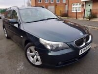 Bmw 525SE Touring Auto;Full serviced;Just serviced!