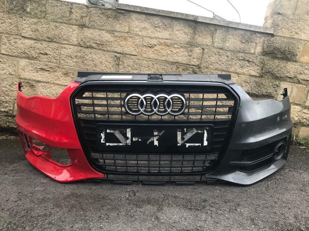 Audi A1 S Line Black Edition Front Bumper 2010 2014 In Allerton West Yorkshire Gumtree