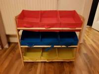 children toy storage rack