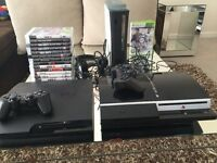 2 PS3's and XBOX360 16 games and 3 controllers ~ ***BARGAIN*** ||*QUICK SALE*