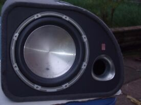 "FLI 12"" subwoofer active"