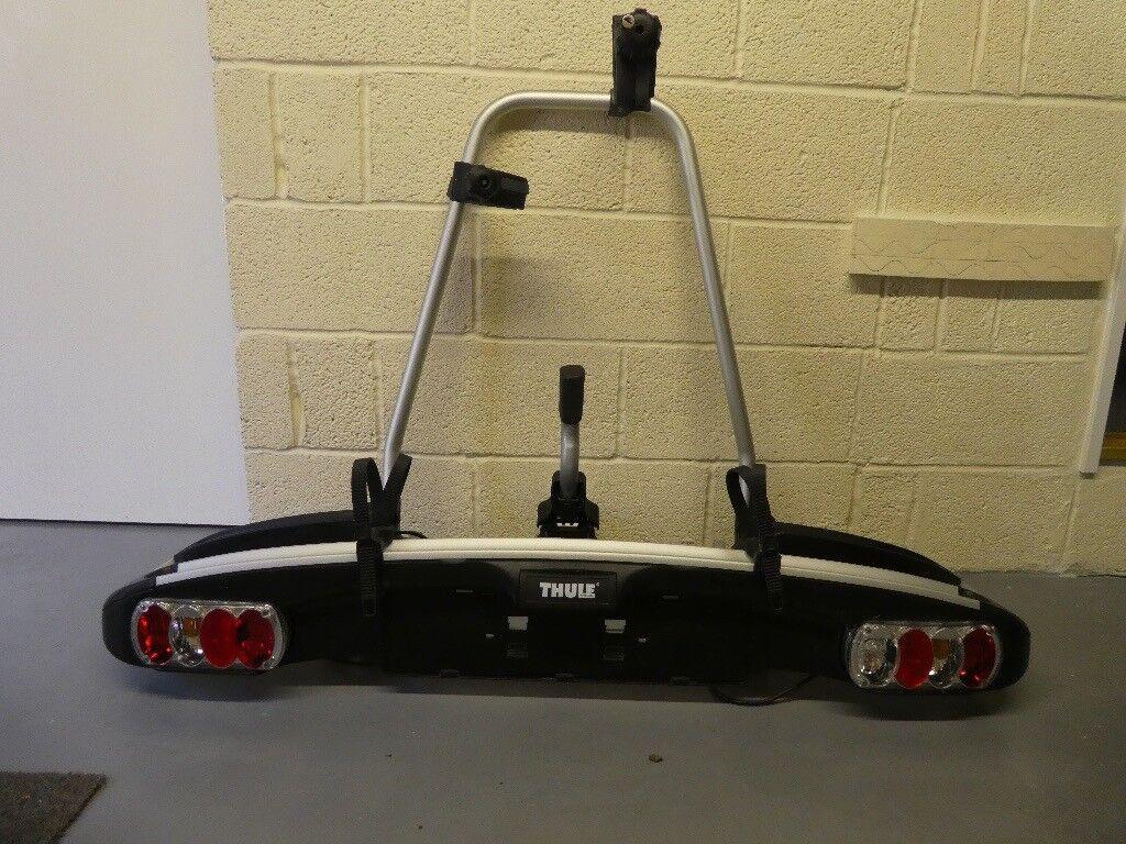 Thule Euroclassic G5 908 Bike carrier - Towbar mounted ...