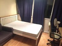 BRIGHT Double Room In Modern Flat In MAIDA VALE - 5 Mins Walk From BAKERLOO LINE!
