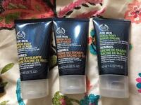 Body Shop Men's Toiletries Gift Set