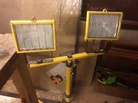 Screwfix site lights