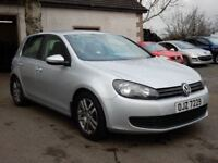 2009 volkswagen golf 2.0 tdi se, motd jan 2019, good history all cards welcome