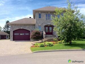 499 000$ - Maison 2 étages à vendre à Chicoutimi