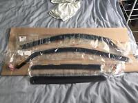 BMW 1-Series 5door wind deflectors