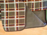 Picnic blanket/rug from John Lewis