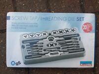 Spanking brand new Tap and Die set