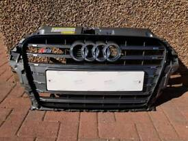 Audi s3 Saloon 2015 front grill