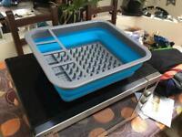 Folding dripping tray brand new