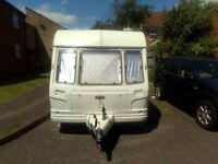 Coachman Genius 460/2 SE Touring Caravan, Bargain Price for Quick Sale