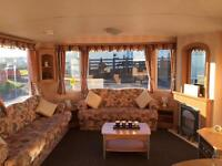 STATIC CARAVAN FOR SALE, QUICK SALE WANTED, NORTH EAST, NEAR HARTLEPOOL, PET FRIENDLY