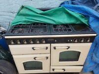 Range Master 110 classic cooker, spares or repair