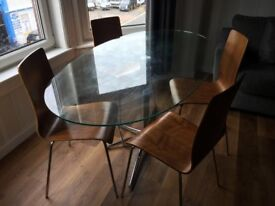 DwellTable and Chairs for sale