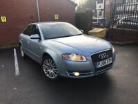 Audi A4 2.0 tdi automatic fully loaded 140bhp