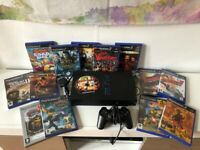 Sony Playstation Two Bundle with 15 Games