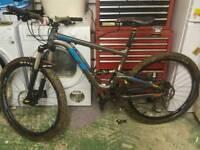 GT Verb Comp Full Suspension Mountain Bike