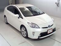 2013 TOYOTA PRIUS 1.8 HYBRID PETROL BREAKING FOR PARTS ENGINE BODY PANEL SILVER USED 10