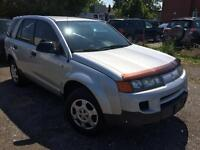 2003 Saturn VUE SUV, EMISSION & SAFETY IS INCLUDED THE PRICE